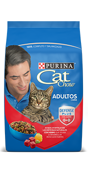 Cat Chow® Adultos Carne
