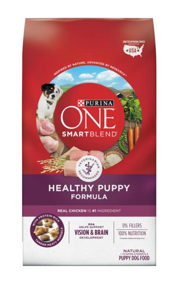Purina One Puppy Chicken and rice