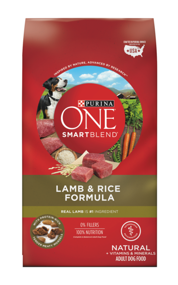 Purina One Adult Lamb and Rice