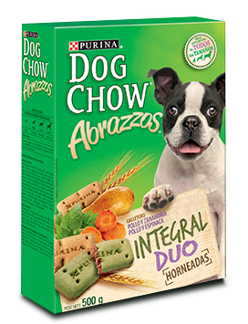 Purina Dog Chow Abrazzos Integral Duo