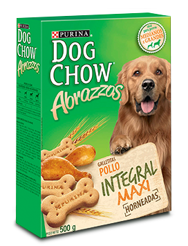 Purina Dog Chow Abrazzos integral Maxi