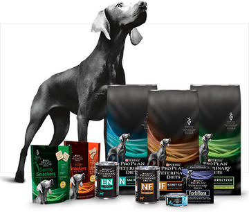 Purina® Pro Plan® veterinary diets perros