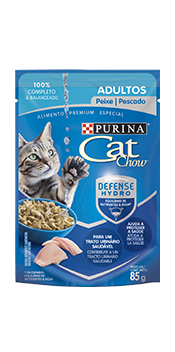 Cat Chow® ADULTOS PESCAD