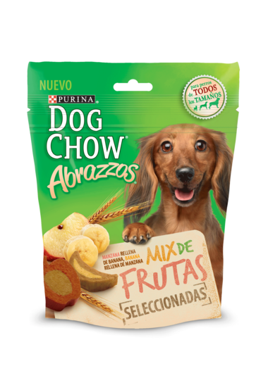 Purina Dog Chow Abrazzos Mix De Frutas