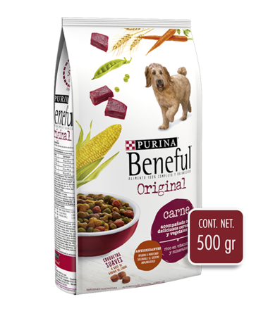Beneful Original Carne 500g