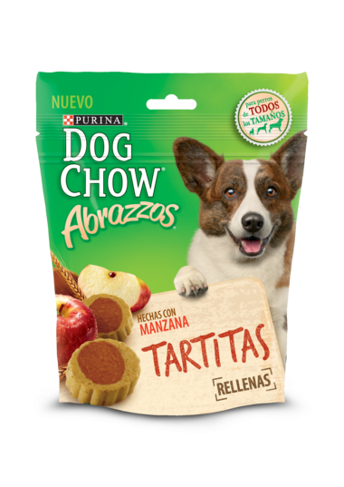 PURINA DOG CHOW ABRAZZOS TARTITAS