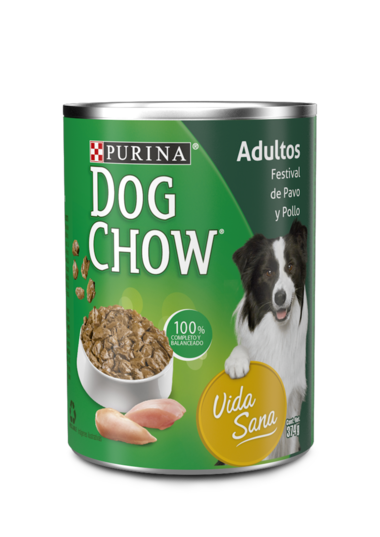 Purina Dog Chow pavo y pollo img