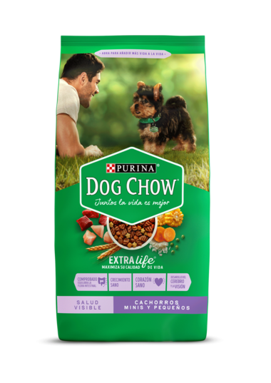 Purina® Dog Chow Dry Cachorros Minis Y Pequeños