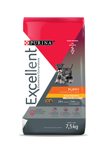 Purina Excellent Puppy RP