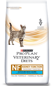 Pro Plan® Veterinary Diets NF Kidney Function Advanced Care Feline