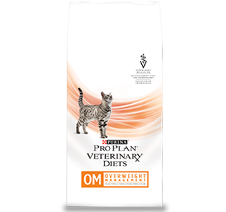 Purina® Pro Plan® Veterinary Diets Overweight Management Feline