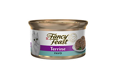 Fancy Feast® Terrine Pavo