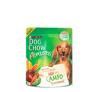 Dog Chow Abrazzos Mix del campo