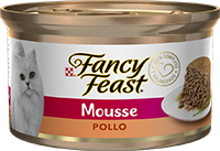 Fancy Feast Mousse Pollo