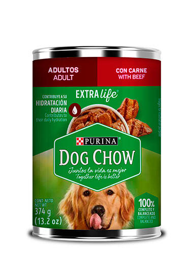 Dog Chow® Adultos Carne